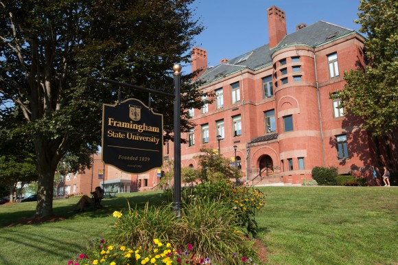Framingham State - May Hall-Kent
